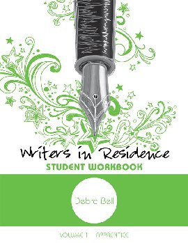 Writers in Residence Volume 1 - Student Workbook Only