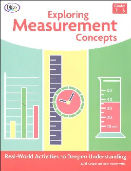 Exploring Measurement Concepts Grades 2-3