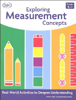 Exploring Measurement Concepts Grades K-1