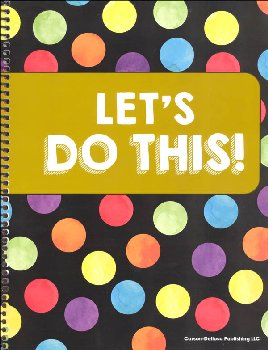 Let's Do This! Teacher Plan Book