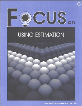 Using Estimation Student Book G