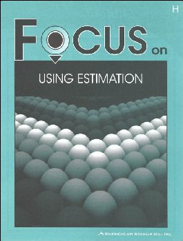 Using Estimation Student Book H