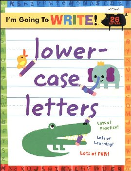 Lower-Case Letters