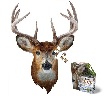 I AM Buck Mini Puzzle 300 pieces (Madd Capp Mini Puzzles)