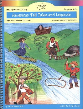 American Tall Tales and Legends Student Directed Literature Unit