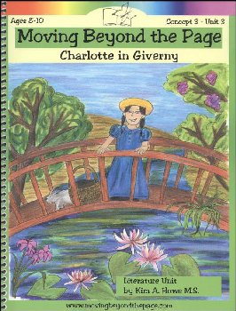Charlotte in Giverny Literature Unit