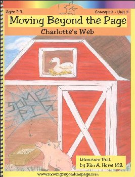 Charlotte's Web Literature Unit