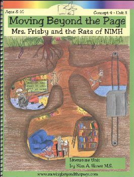 Mrs. Frisby and the Rats of NIMH Literature Unit