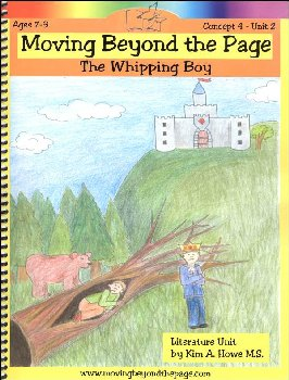 Whipping Boy Literature Unit