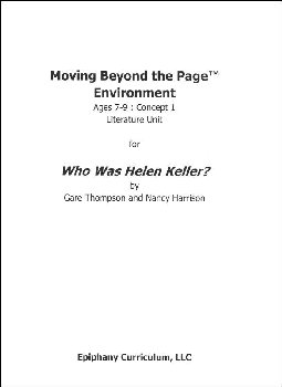 Who Was Helen Keller? - Additional Set of Student Activity Pages