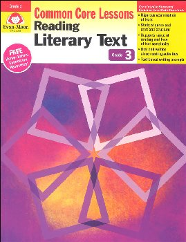 Reading Literary Text - Grade 3 Teacher (Common Core Lessons)