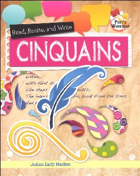 Read, Recite, and Write Cinquains (Poet's Workshop)