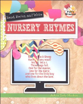 Read, Recite, and Write Nursery Rhymes (Poet's Workshop)