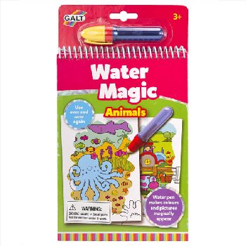 Water Magic Animals Drawing Pad