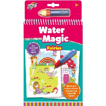 Water Magic Fairies Drawing Pad