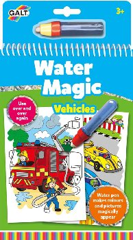 Water Magic Vehicles Pad