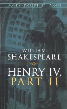 Henry IV Part II (Dover Thrift Edition)