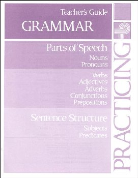 Practicing Grammar Teacher Guide