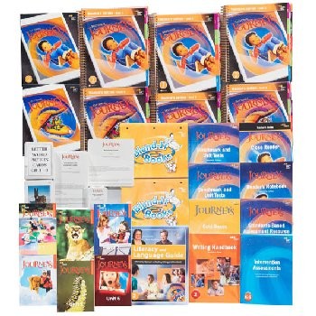 Journeys Homeschool Package Grade 2