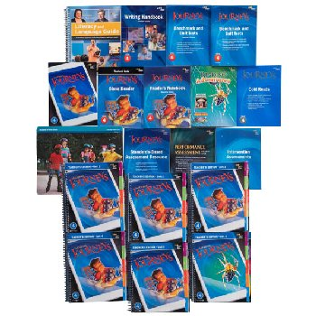 Journeys Homeschool Package Grade 4