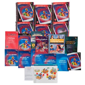 Journeys Homeschool Package Grade 6