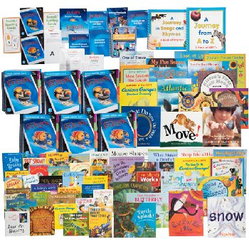 Journeys Homeschool Package Grade K