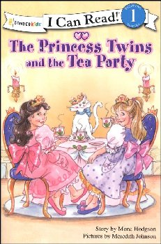 Princess Twins and Tea Party (I Can Read L1)