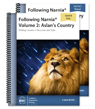 Following Narnia Volume 2: Aslan's Country Teacher/Student Combo