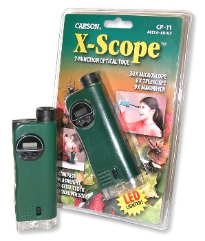 X-Scope: 7 Function Optical Tool