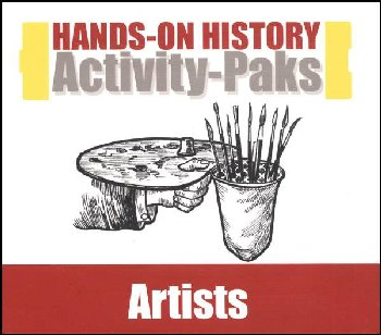 Hands-On History Activity-Paks - Artists