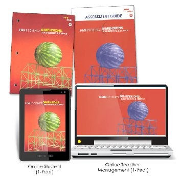Science Dimensions Homeschool Package Module A Grades 6-8