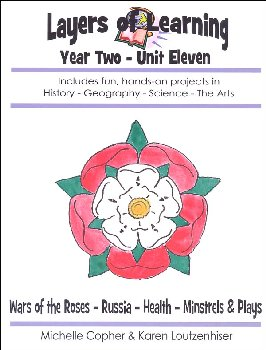 Layers of Learning Unit 2-11: Wars of the Roses-Russia-Health-Minstrels & Plays
