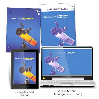 Science Dimensions Homeschool Package Module H Grades 6-8
