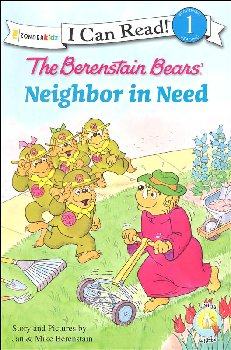 Berenstain Bears Neighbor in Need (I Can Read! Beginning 1)