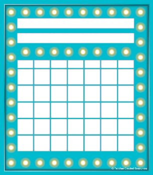Incentive Charts - Marquee