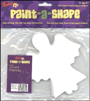 Angels Paint-a-Shape 3-Pack