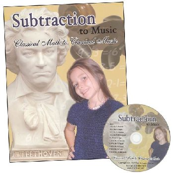 Subtraction to Music Classical Book & CD