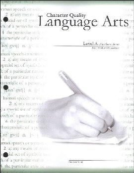 Character Quality Language Arts Level A (Green Series)