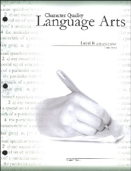 Character Quality Language Arts Level B (Green Series)