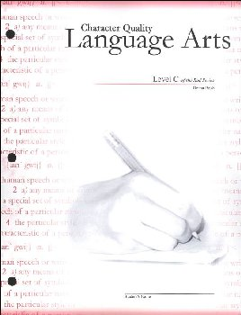 Character Quality Language Arts Level C (Red Series)