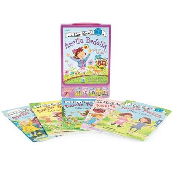 Amelia Bedelia I Can Read Box Set #2: Books Are a Ball (I Can Read! Beginning 1)