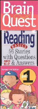 Brain Quest Reading - Grade 1