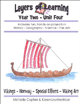 Layers of Learning Unit 2-4: Vikings-Norway-Special Effects-Viking Art