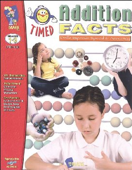 Timed Addition Facts