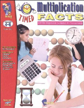 Timed Multiplication Facts