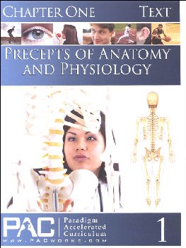 Precepts of Anatomy & Physiology Part 1 Text