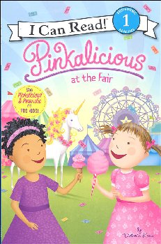 Pinkalicious at the Fair (I Can Read! Beginning 1)