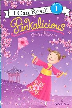 Pinkalicious: Cherry Blossom (I Can Read! Beginning 1)