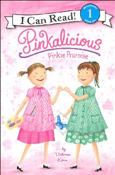 Pinkalicious: Pinkie Promise (I Can Read! Beginning 1)