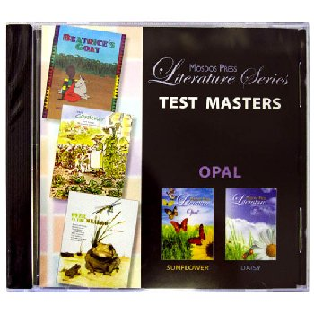 Opal CD-ROM Test Masters